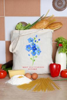 Эко сумка — шоппер Натали со скидкой